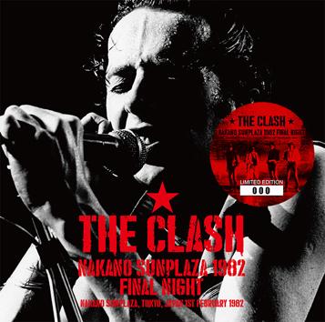 THE CLASH - NAKANO SUNPLAZA 1982 FINAL NIGHT (2CD)