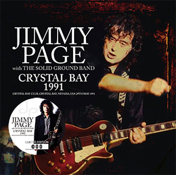 JIMMY PAGE - CRYSTAL BAY 1991