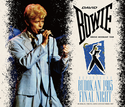 DAVID BOWIE - DEFINITIVE BUDOKAN 1983 FINAL NIGHT