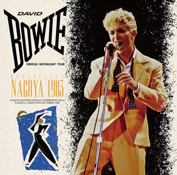 DAVID BOWIE - DEFINITIVE NAGOYA 1983