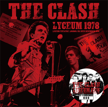 THE CLASH - LYCEUM 1978 (1CD)