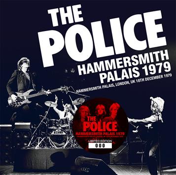 THE POLICE - HAMMERSMITH PALAIS 1979 (1CD)