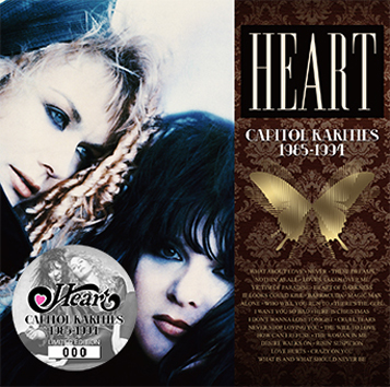 HEART - CAPITOL RARITIES 1985-1994