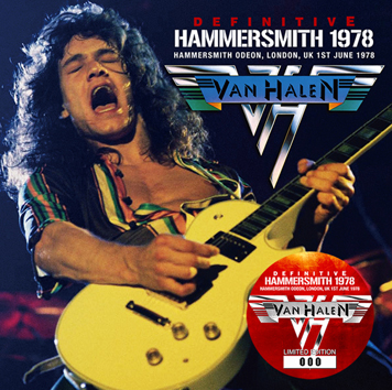 VAN HALEN - DEFINITIVE HAMMERSMITH 1978 (1CD)