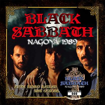 BLACK SABBATH - NAGOYA 1989