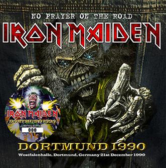 IRON MAIDEN - DORTMUND 1990