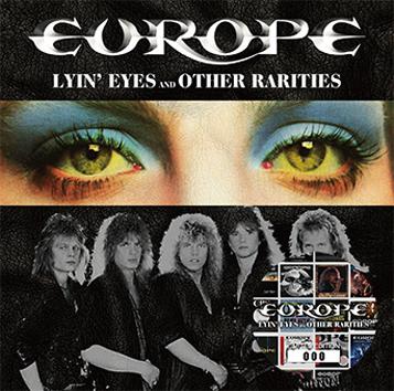 EUROPE - LYIN' EYES and OTHER RARITIES