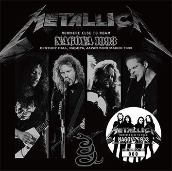 METALLICA - NAGOYA 1993 (2CD)