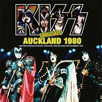 KISS - AUCKLAND 1980 (2CD)
