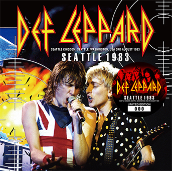 DEF LEPPARD - SEATTLE 1983 (2CD)