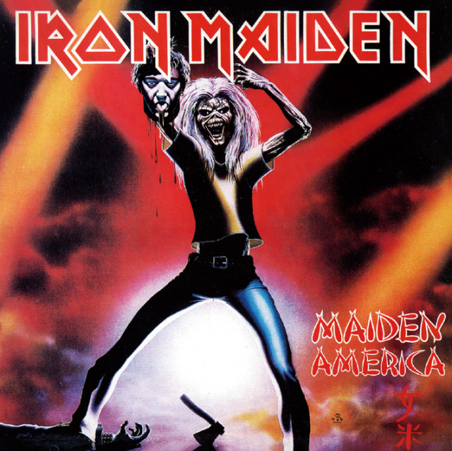 IRON MAIDEN - MAIDEN AMERICA: DEFINITIVE REMASTERED EDITION (1CD)