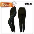 女性用夏サイクルウェア10分丈パンツ