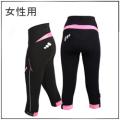 女性用夏サイクルウェア7分丈パンツ