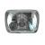 小糸 角2灯式 ハロゲンヘッドライト