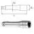 【KTC】 9.5sq. エクステンションバー 75mm BE3-075【京都機械工具】