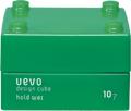 DEMI デミ ウェーボ デザインキューブ ホールドワックス 緑 30g
