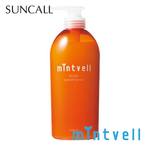 SUNCALL サンコール ミントベル スキャルプヘアコンディショナー 675ml