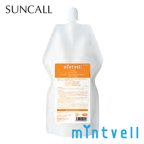 SUNCALL サンコール ミントベル スキャルプヘアコンディショナー 675ml 詰替え