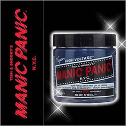 MANIC PANIC マニックパニック Blue Steel(ブルースティール)118ml