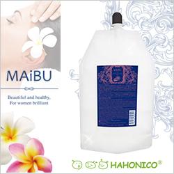 HAHONICO ハホニコ マイブ MAIBU クリームバス ノニー 1000g 詰替え