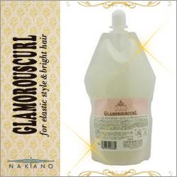 中野製薬 ナカノ nakano カールエックス グラマラスカール(ピンク) 400ml詰替え
