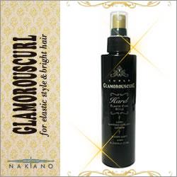 中野製薬 ナカノ nakano カールエックス グラマラスカール ハード(ブラック) 150ml