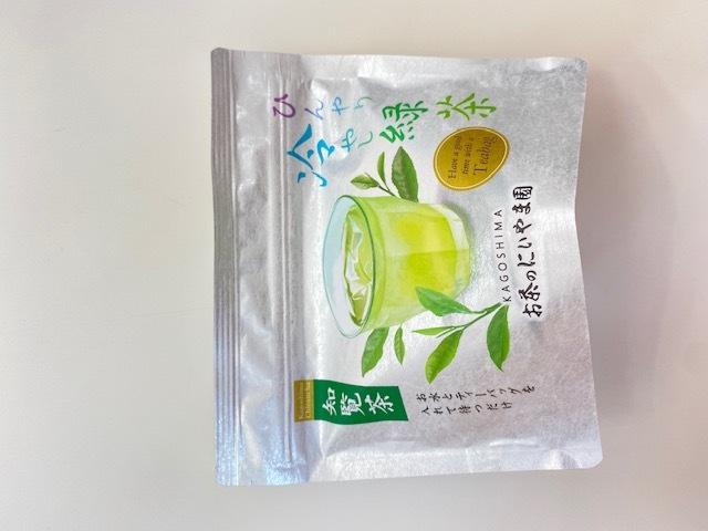 鹿児島知覧冷やし緑茶