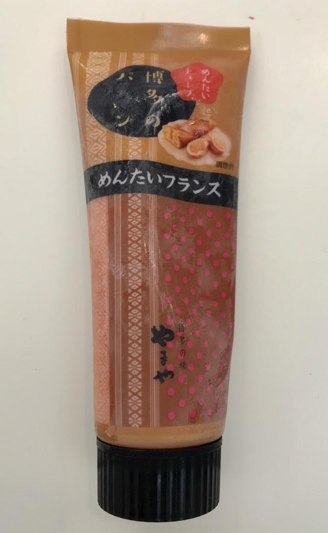 博多のパン(明太フランス)
