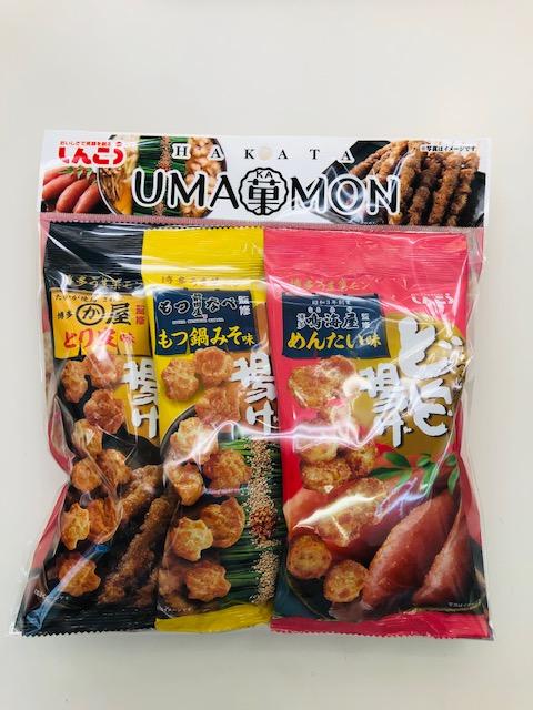 UMA菓MON