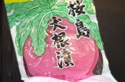 桜島大根しそ味
