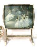1930年代:優雅なバレリーナ♪美しい絵画の豪華な2WAYのテーブル