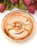 1930年代:無垢の銅でつくられた英国アンティークの楽しい小皿