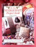 <英国クラフトBOOK>「NEEDLECRAFT Project Book」♪英国カントリーのニードルクラフトの大判のご本