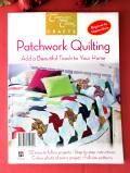 <英国手芸BOOK>「Patchwork Quilting」♪「英国流パッチワークキルトの素敵なご本