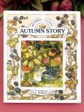 <英国カントリーBOOK>「BRAMBLY HEDGE AUTUMN STORY」♪ブランブリーヘッジ!野ねずみさん家族の絵本「秋物語」
