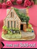 <Lilliput Lane>「Arithmetic at the Old School House」♪歴史ある英国の小学校のカントリーコテージのフィギュア「お箱:証明書付」