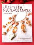 <英国クラフトBOOK>「NECKLACE MAKER」ネックレスの作り方のクラフトワークのご本