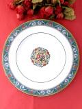 <ウェッジウッド>廃盤レア♪「RUNNYMEDE」(ラニーミード)」の珍しい大きなディナープレート