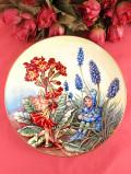 <フラワーフェアリー:限定品>「The Polyanthus Fairy」♪愛らしいポリアンサスのお花の妖精の飾り皿