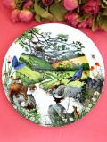 <WEDGWOOD:限定品>「The Babbling Brook」♪英国カントリーサイドの動物たちの絵皿