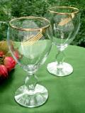<英国ビンテージ>ティアマリア♪世界的に有名なコーヒーリキュールのグラス「2個セット」