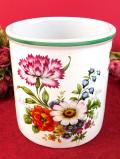 <Arthur Wood>英国の明るいお花たち♪ロマンチックな鉢カバー