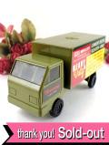 <デッドストック>「Mercury Heavy-Duty」♪クラシカルなトラックに収められたツールBOX「お箱入り」