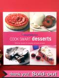 <英国COOK BOOK>「COOK SMART desserts 」♪英国流の伝統的なスィーツの本