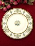 <MINTONS>「HENLEY」♪優雅なお花たちと金彩が美しい伝統的なパターンのブレッドプレート