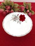 <ROYAL STAFFORD>「ROSES TO REMENBER」♪ロマンチックな英国の赤いバラのボウル