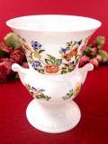 <エインズレイ>「COTTAGE GARDEN」優しい英国のお花たち♪伝統的なフォルムの大きなフラワーベース