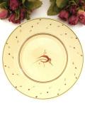 <廃盤レア♪ スージー・クーパー>1935年:「アカデミーパターン」とても貴重なスージーさんのアートフルなお皿「スタンド付き」