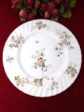 <St Michael>「MELROSE」ロマンチックな英国の野の花たち♪優雅で美しい大きなディナープレート