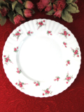 <RICHMOND>「Rose Time」♪愛らしい薔薇たちが咲いた金彩もきれいな大皿